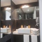 bagno monolocale deluxe con terrazza