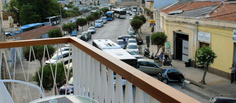 Corso Umberto I - Stazione Bus